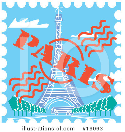 Stamps Clipart #16063 by Andy Nortnik