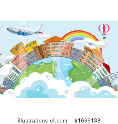 Royalty-Free (RF) Travel Clipart Illustration by Graphics RF - Stock Sample #1669138