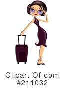 Royalty-Free (RF) Travel Clipart Illustration #211032