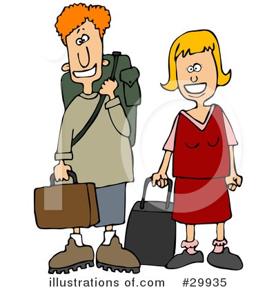Couple Clipart #29935 by djart