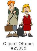 Royalty-Free (RF) travel Clipart Illustration #29935