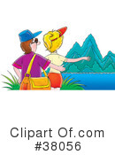 Royalty-Free (RF) Travel Clipart Illustration #38056