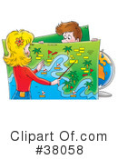 Royalty-Free (RF) Travel Clipart Illustration #38058