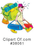 Royalty-Free (RF) Travel Clipart Illustration #38061