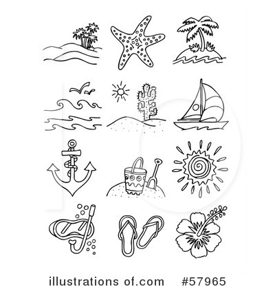 Vacation Clipart #57965 by NL shop