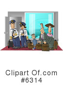 Royalty-Free (RF) Travel Clipart Illustration #6314