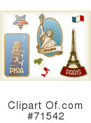 Travel Clipart #71542