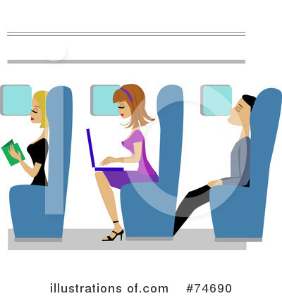 Royalty-Free (RF) Travel Clipart Illustration by peachidesigns - Stock Sample #74690