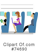 Royalty-Free (RF) Travel Clipart Illustration #74690