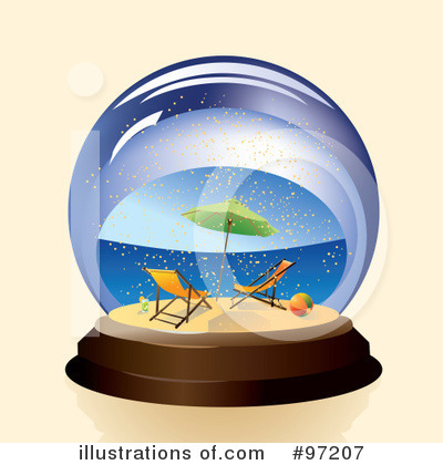 Beach Clipart #97207 by Eugene