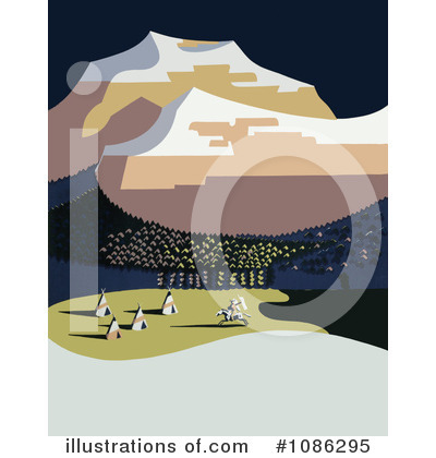 Travel Posters Clipart #1086295 by JVPD