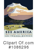 Travel Posters Clipart #1086296