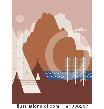Travel Posters Clipart #1086297 by JVPD