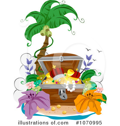 Island Clipart #1070995 by BNP Design Studio