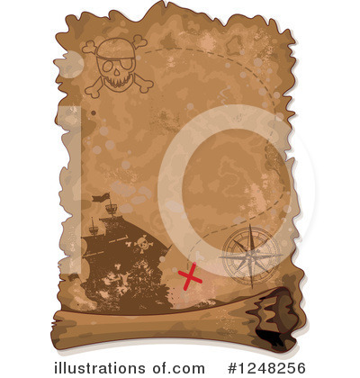 Pirate Clipart #1248256 by Pushkin
