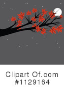 Royalty-Free (RF) Tree Branch Clipart Illustration #1129164
