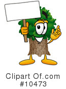 Royalty-Free (RF) Tree Clipart Illustration #10473