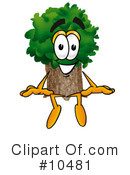 Royalty-Free (RF) Tree Clipart Illustration #10481