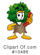 Royalty-Free (RF) Tree Clipart Illustration #10486