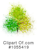 Royalty-Free (RF) Tree Clipart Illustration #1055419