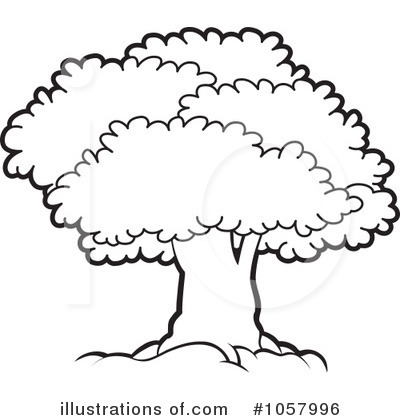 tree clipart 1057996 illustration by lal perera rh illustrationsof com Tree of Life Clip Art free black and white clipart pine tree