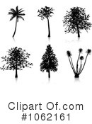Royalty-Free (RF) Tree Clipart Illustration #1062161