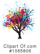 Tree Clipart #1065806 by michaeltravers