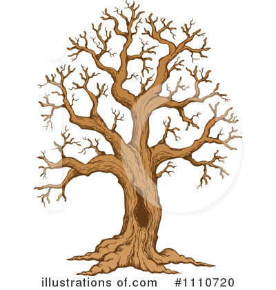 Tree Clipart #1110720 by visekart