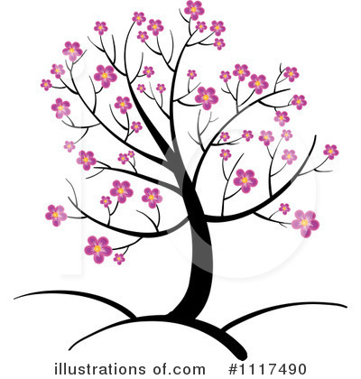 Tree Clipart #1117490 by Graphics RF