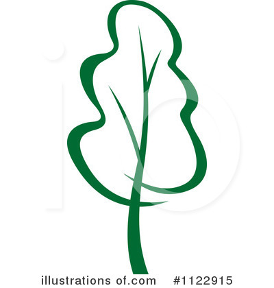 Trees Clipart #1122915 by Vector Tradition SM