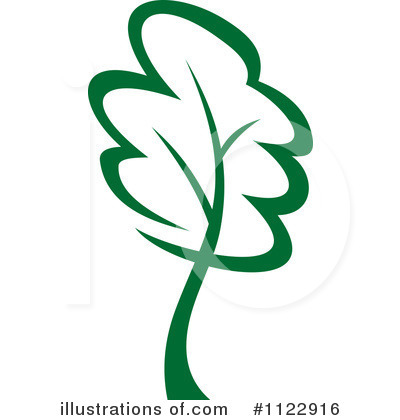 Trees Clipart #1122916 by Vector Tradition SM