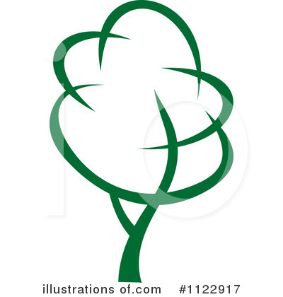 Tree Clipart #1122917 by Vector Tradition SM