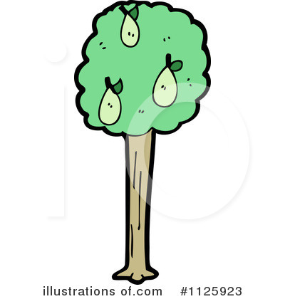 Pear Clipart #1125923 by lineartestpilot