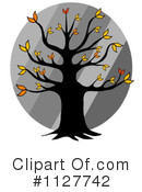 Royalty-Free (RF) Tree Clipart Illustration #1127742