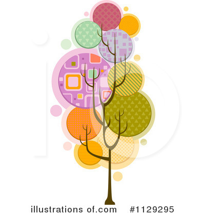 Tree clipart illustration by bnp design studio stock sle 1129295