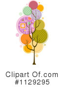 Royalty-Free (RF) Tree Clipart Illustration #1129295
