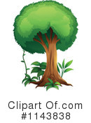 Royalty-Free (RF) Tree Clipart Illustration #1143838
