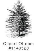 Royalty-Free (RF) Tree Clipart Illustration #1149528