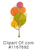 Royalty-Free (RF) Tree Clipart Illustration #1167692