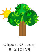 Tree Clipart #1215194 by bpearth
