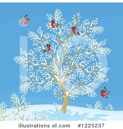 Tree Clipart #1225237 by Alex Bannykh