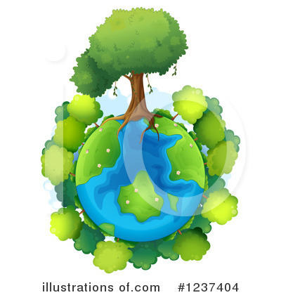 Ecology Clipart #1237404 by Graphics RF