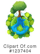 Tree Clipart #1237404 by Graphics RF
