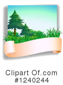 Royalty-Free (RF) Tree Clipart Illustration #1240244