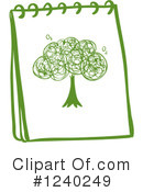 Tree Clipart #1240249 by Graphics RF