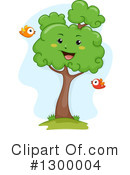 Royalty-Free (RF) Tree Clipart Illustration #1300004