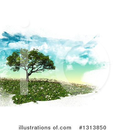 Painting Clipart #1313850 by KJ Pargeter