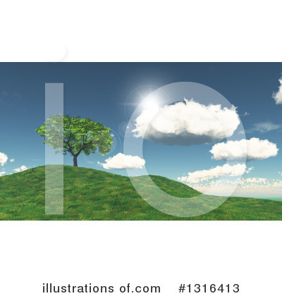Trees Clipart #1316413 by KJ Pargeter