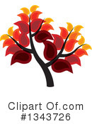 Royalty-Free (RF) Tree Clipart Illustration #1343726