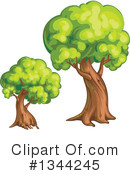 Tree Clipart #1344245 by merlinul